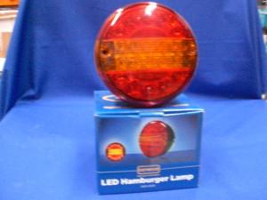 Boreman led rear lamp